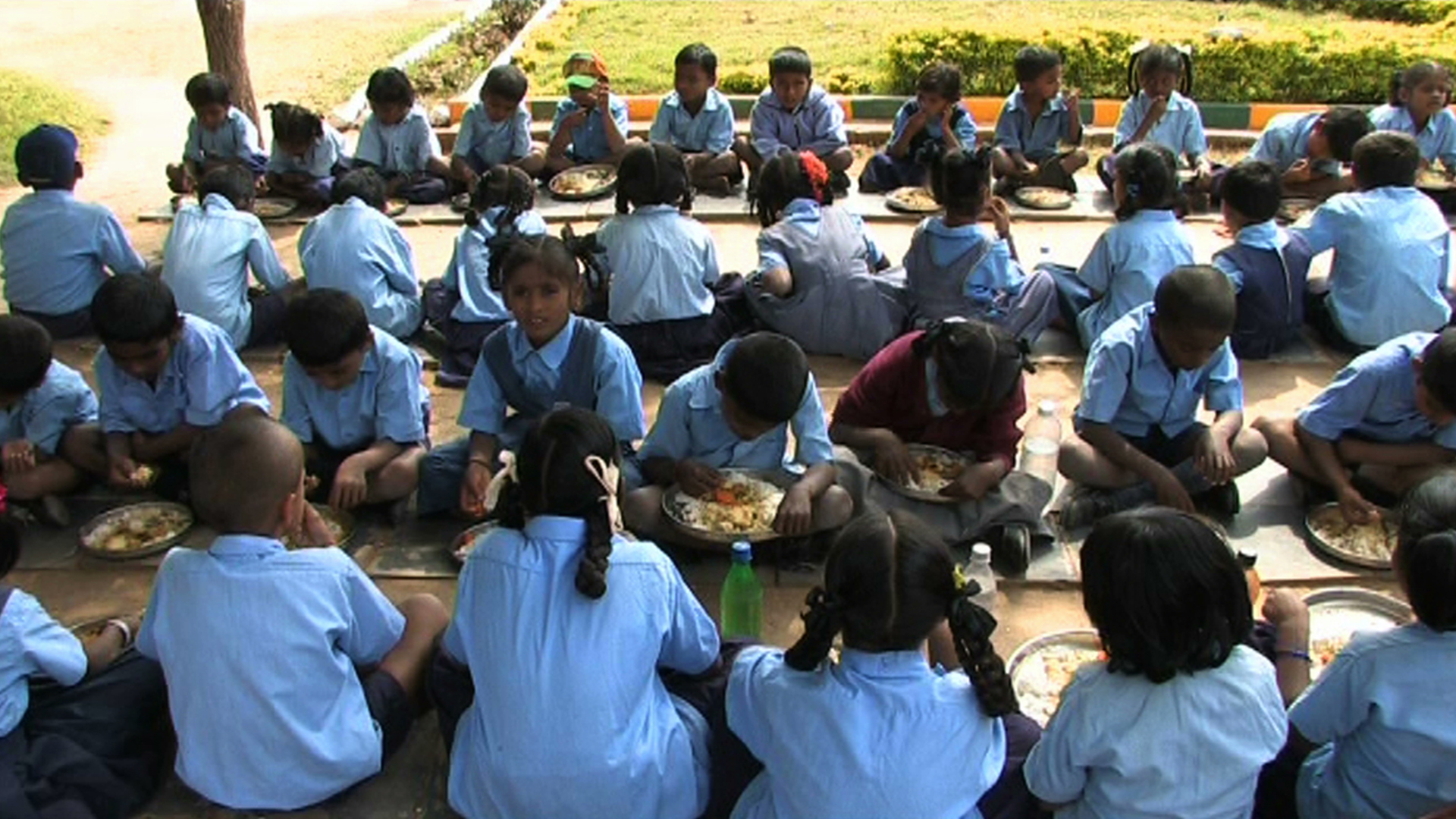 India's Free Lunch