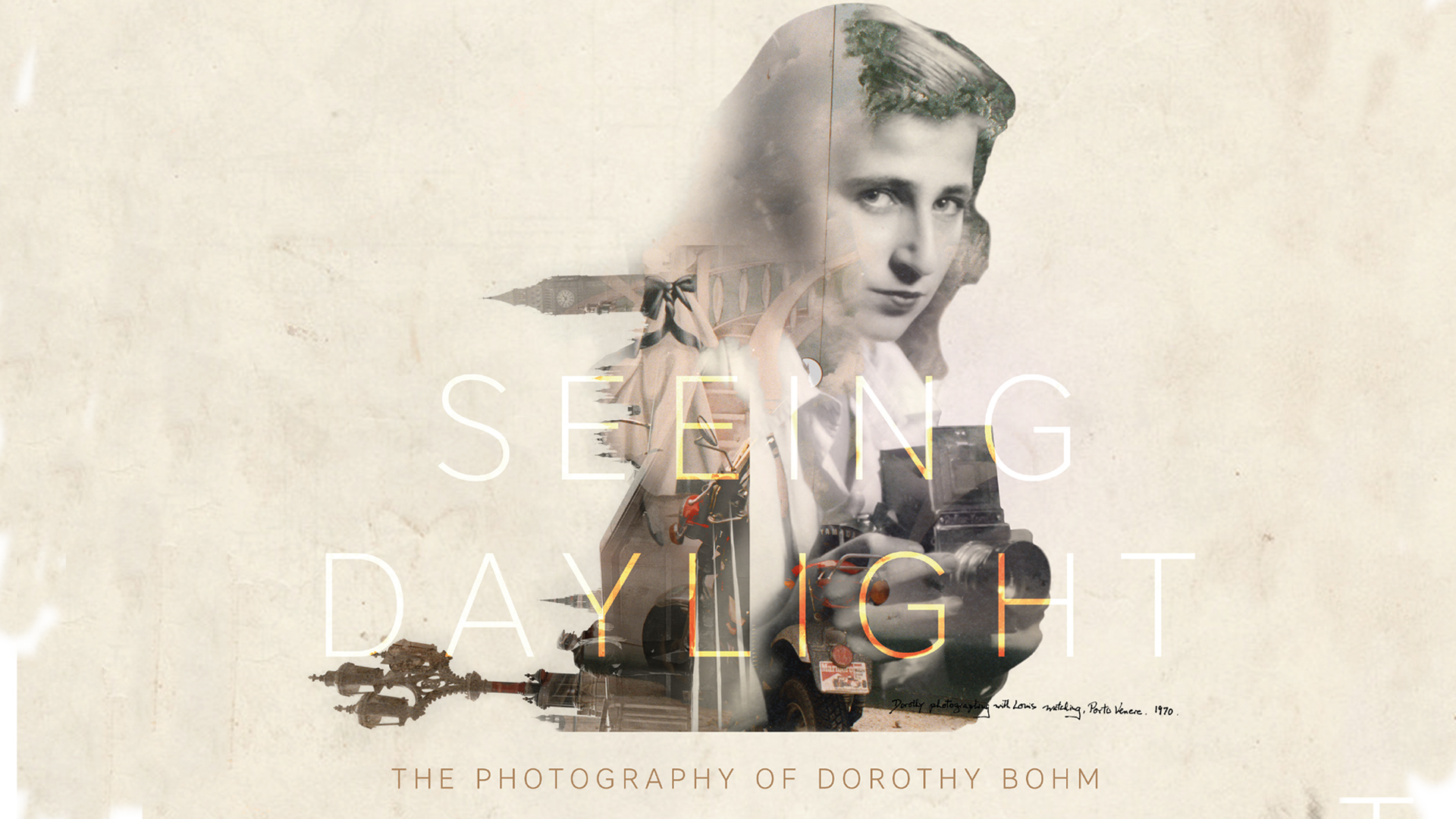 Seeing Daylight: The Photography of Dorothy Bohm