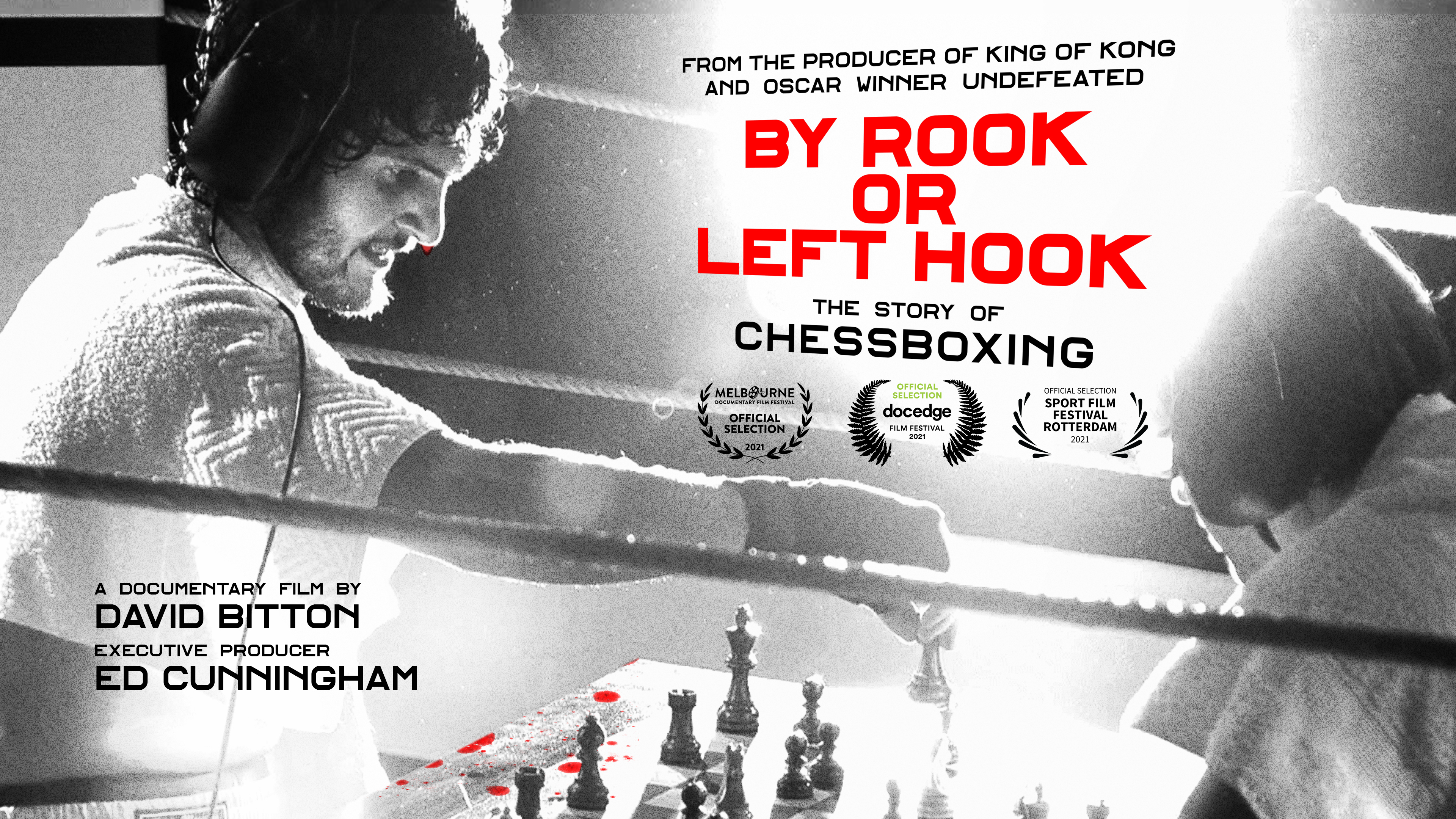 By Rook or Left Hook: The Story of Chessboxing