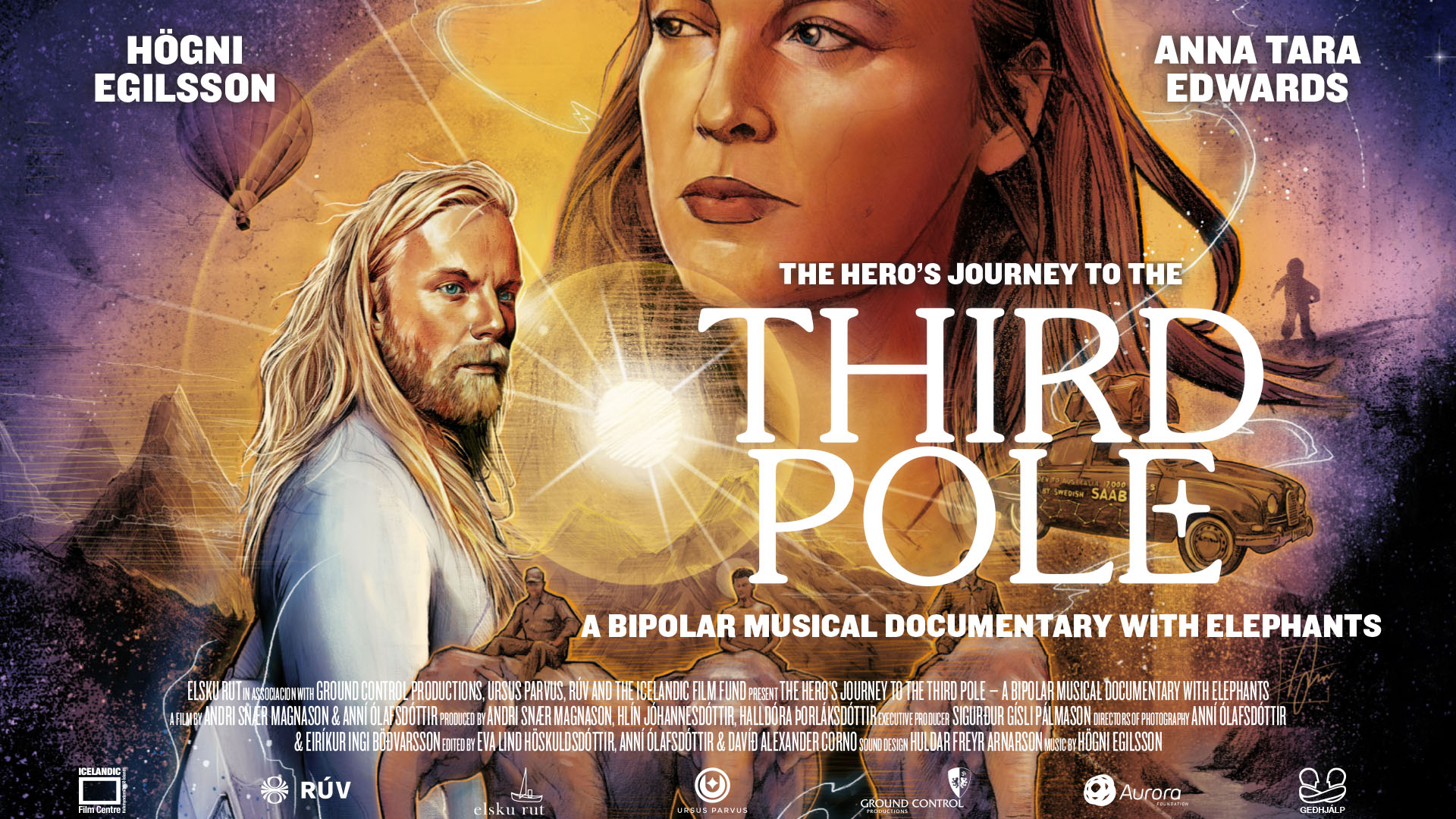 The Hero's Journey to the Third Pole