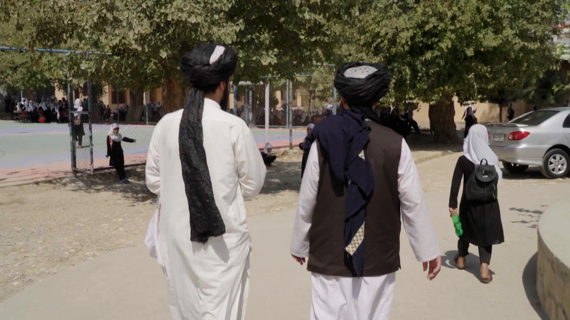 The Schoolgirls and the Taliban